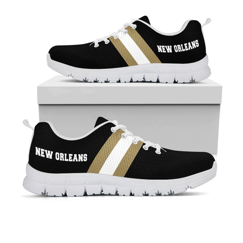 New Orleans Fan Sneakers