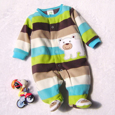 Bearly Awake - Baby Romper