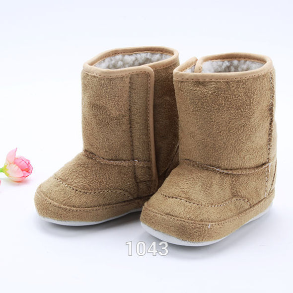 Confidence Boots - Baby Winter Booties