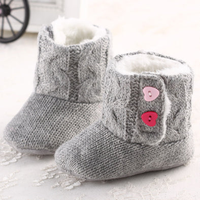 Baby Steps - Infant Winter Booties