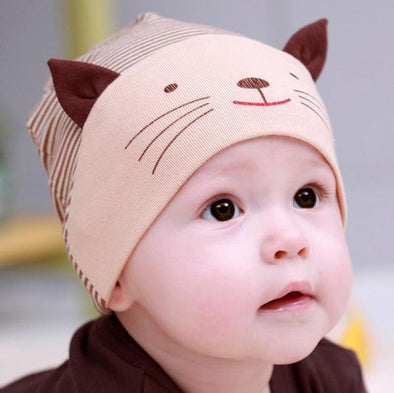 Kitty Cap - Infant's Headwear
