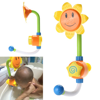 Flower Shower - Bath Faucet
