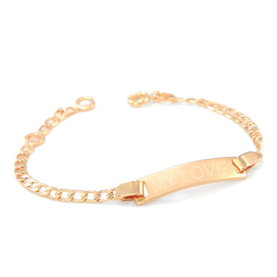 Gold & Mine - Girl's Fashion Bracelet