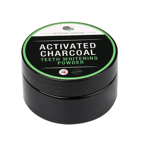 100% Natural Activated Charcoal Powder - MiFacial