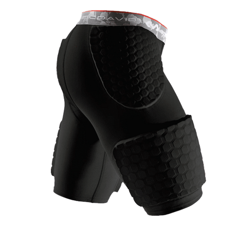 McDavid  HEX® Dual-Density Thudd Short w/ Wrap-Around Thigh - MD738DD