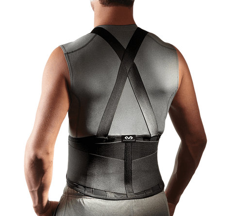 McDavid Back Support w/Suspenders - MD496