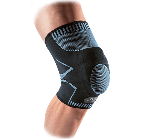 McDavid - Recovery Knee Sleeve/4-Way Elastic w/Custom-Cold Pack - MD5141