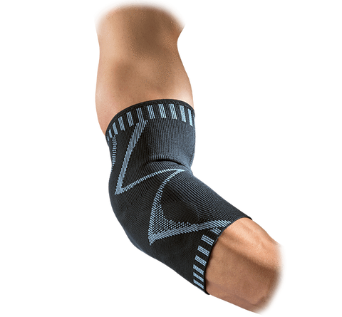 McDavid Recovery Elbow Sleeve/4-Way Elastic w/Custom-Cold Pack - MD5143