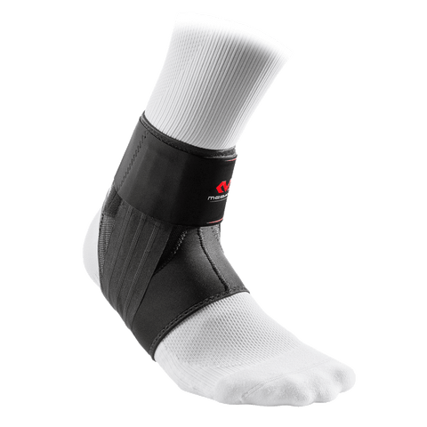 McDavid Phantom Ankle Brace w/ Advanced Strapping & Flex-Support Stirrup Stays - MD4303