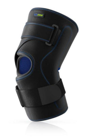 Actimove Knee Brace Wrap Around, Polycentric Hinges - 731180