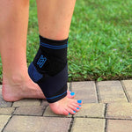Zensah Elite Gel Compression Ankle Sleeve - 6375