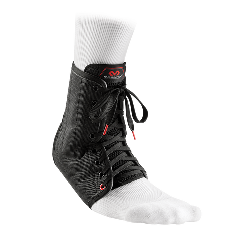 McDavid Ankle Brace/Lace-Up w/Stays - MD199