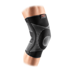 McDavid Knee Sleeve/4-Way Elastic w/Gel Buttress And Stays - MD5116