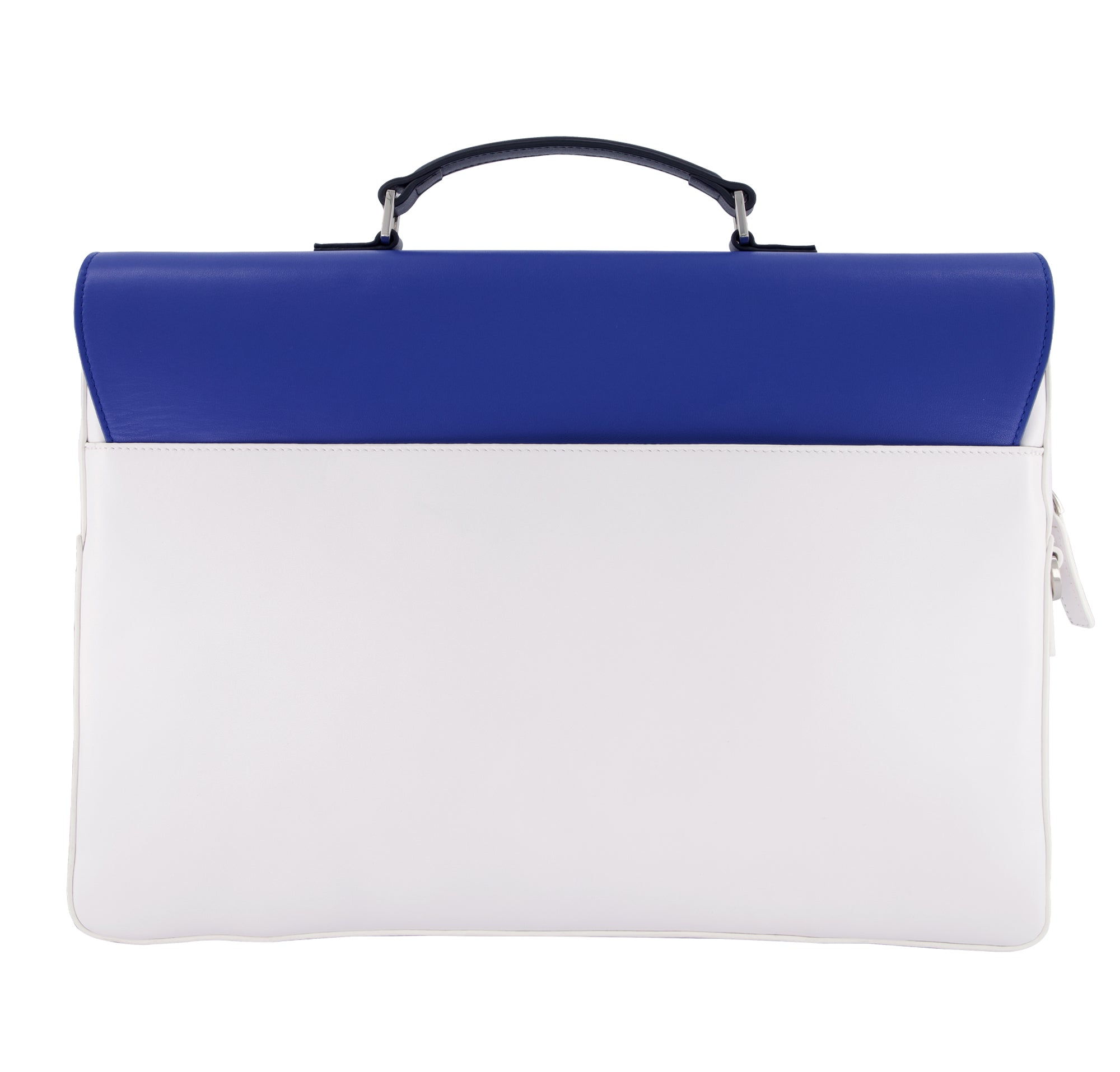 Folio Briefcase - White