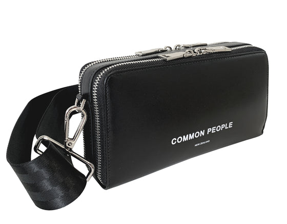Common People leather crossbody bag NZ