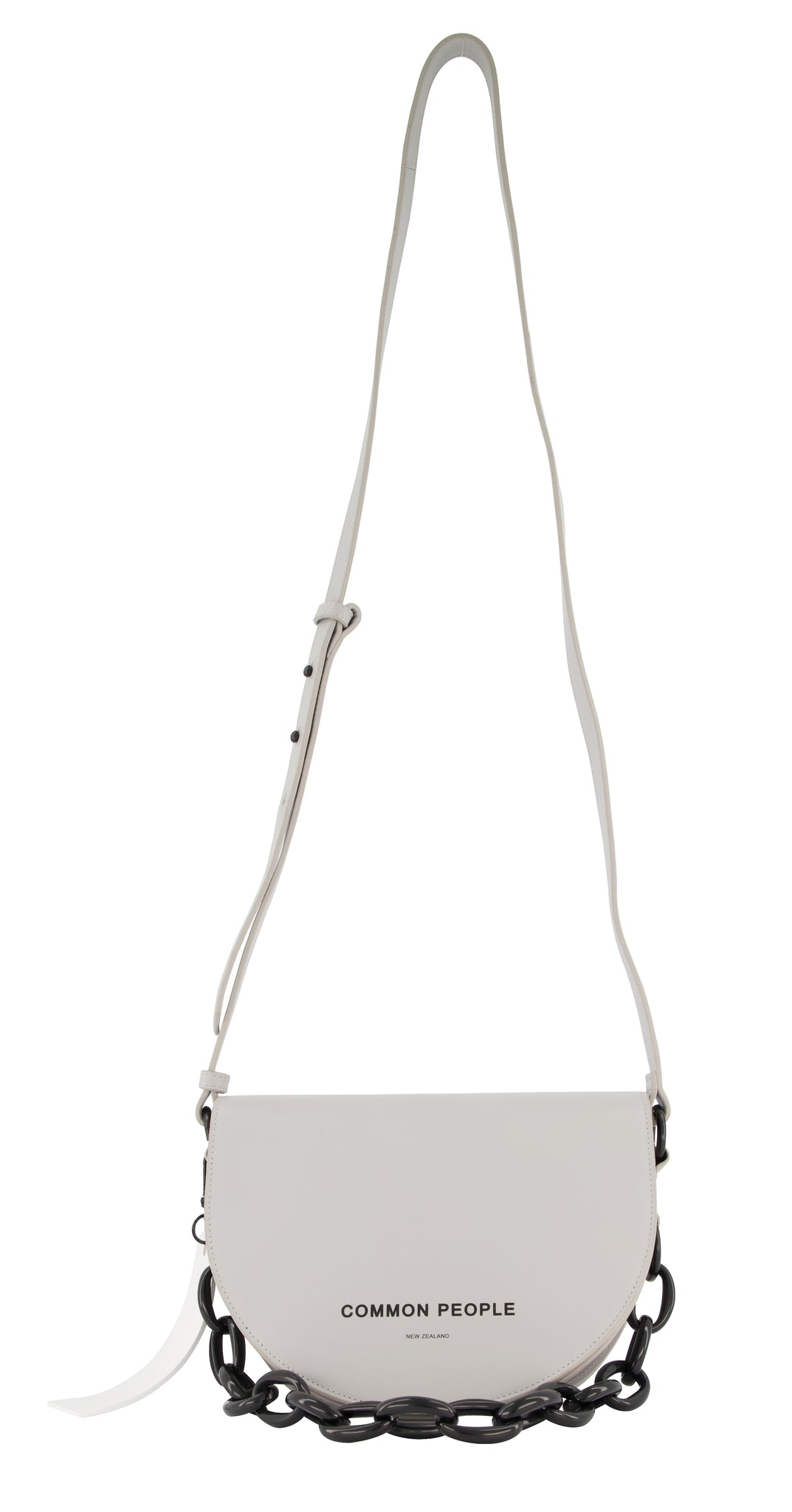 Saddle Bag - Grey