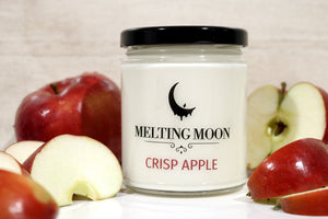 Crisp Apple Scented Soy Candle
