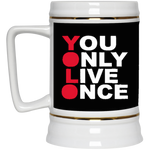 YOLO 22oz. Beer Stein ~ Get Great Dealz