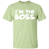 I'm The Boss Men's T-Shirt ~ Get Great Dealz