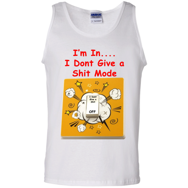 """Dont Give a"" Men's' 100% Cotton Tank Top ~ Get Great Dealz"