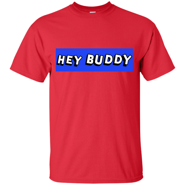 Hey Buddy Blue Youth T-Shirt ~ Get Great Dealz - Get Great Dealz
