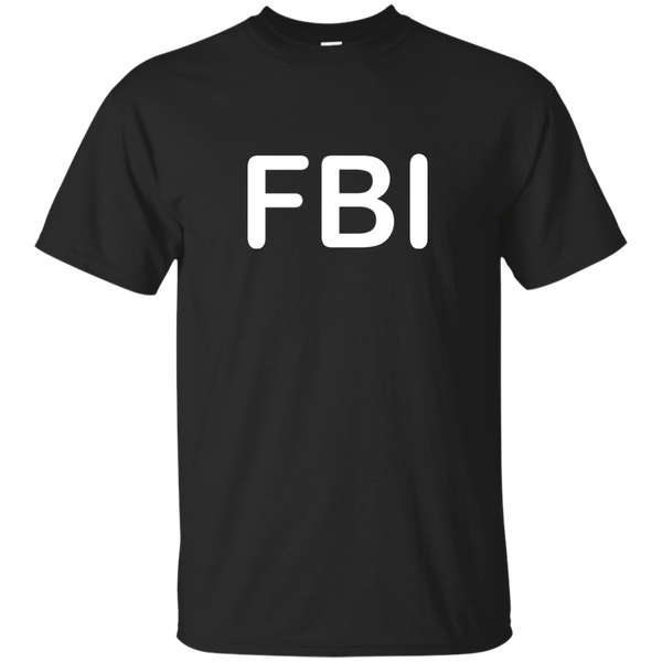 FBI Cotton T-Shirt ~ Get Great Dealz