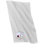 Sleepy Kitty Towel ~ Get Great Dealz