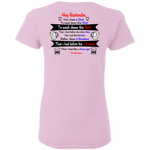 Hey Bartender - Back - Ladies Cotton T-Shirt ~ Get Great Dealz