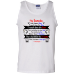 Hey Bartender Men's Cotton Tank Top ~ Get Great Dealz - Get Great Dealz