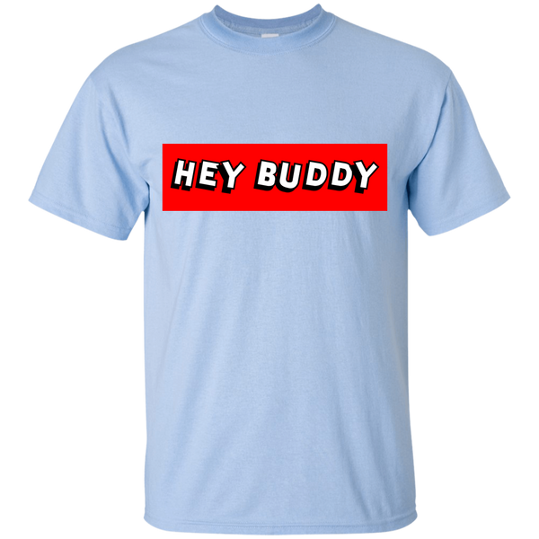 Hey Buddy Red Youth T-Shirt ~ Get Great Dealz - Get Great Dealz