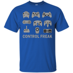 Control Freak Mens Cotton T-Shirt ~ Get Great Dealz - Get Great Dealz