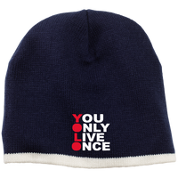 YOLO  Beanie ~ Get Great Dealz