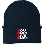 YOLO Knit Cap ~ Get Great Dealz - Get Great Dealz