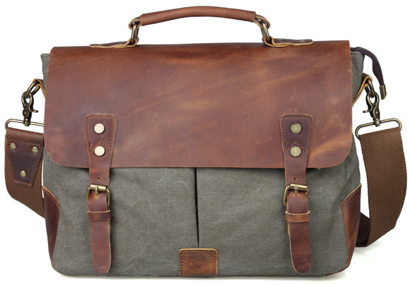 Rugged Men's Messenger Bags