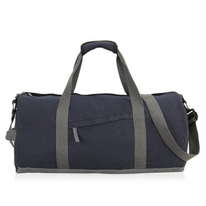 The Starboard Duffel - Men's Sporty Canvas Travel Duffel Bag
