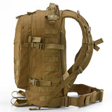 The Ranger - Men's Military-Style Water-Resistant 45L Outdoor Backpack from Manly Packs