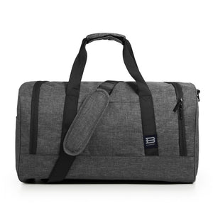 The Belfast Duffel - Large Sporty Men's Nylon Travel Duffel Bag from Manly Packs