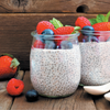 Chia and Hemp Protein Pudding Recipe