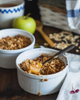 Apple and Hemp Crumble Recipe