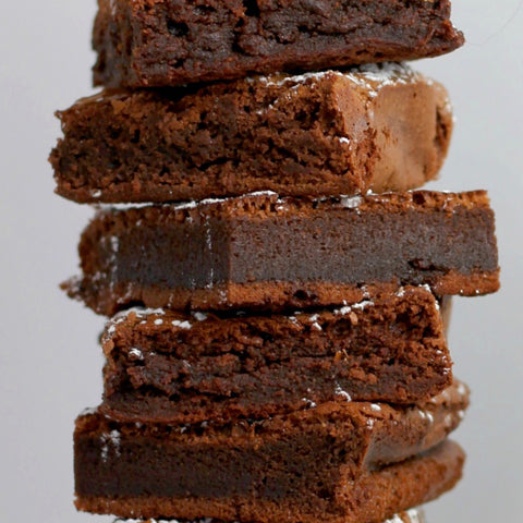 Hemp Protein Brownies