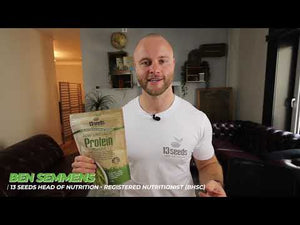 Load and play video in Gallery viewer, Hemp Super Greens 450g