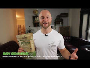 Load and play video in Gallery viewer, Hemp Protein Powder 225g