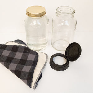 Our DIY Sanitizing Wipes Kit