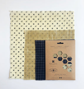 Beeswax Wraps - Classic