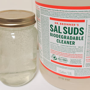 Dr Bonner's Sal Sud's Biodegradable Cleaner