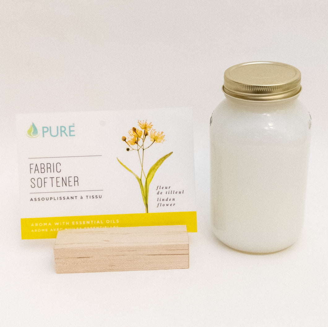 PURE Fabric Softener (Linden Flower)