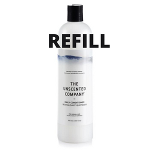 Conditioner - The Unscented Company - REFILL JAR