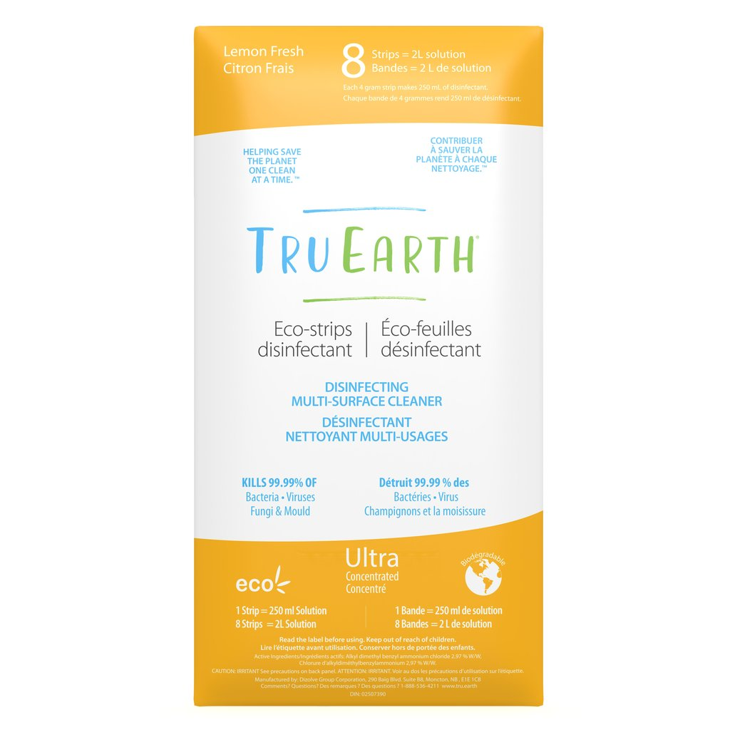 Disinfecting Strips - Tru Earth