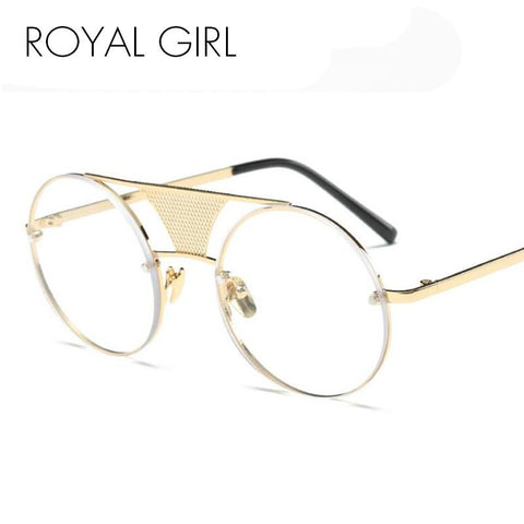 Royal Girl Gold Frame