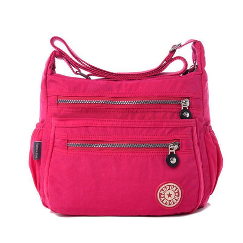 Nylon Crossbody Handbags